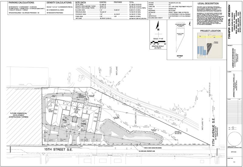 Projects tampa civil design engineering for Fish hawk sporting clays